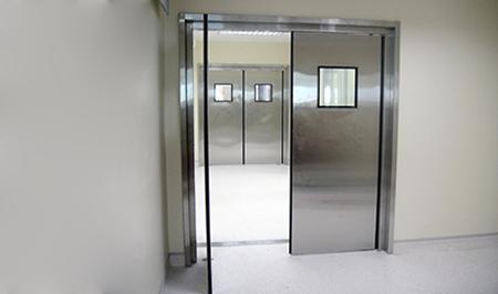 Puerta Pivotante para Hospital HS-202p