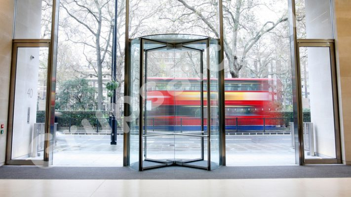 Puerta Giratoria RS-Krystal
