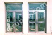 Puertas Pivotantes Acristaladas ms-630