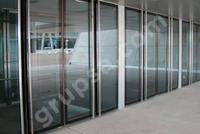 Puertas Pivotantes Manuales MS-700