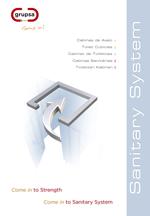 Catálogo Cabinas de Aseo