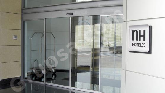 Puerta Corrediza AS-300 eko